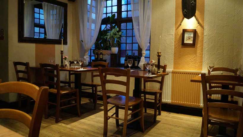Brief introduction about The Old Weavers Restaurant 1500 AD...